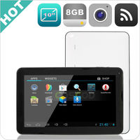 capacitive screen tablet 10inchs manufacture Buletooth / wifi /1g /8g tablet bc 1003