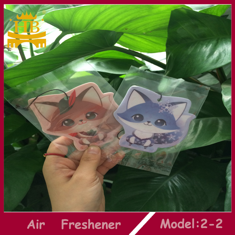Promotion Eco-Friendly Car Perfume/Car Accessories/Car Air Freshener