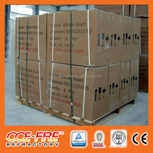 CCE FIRE Non-asbestos Thermal Insulation Calcium Silicate Board Importers