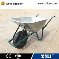 Pneumatic Tire Building Construction Wheelbarrow WB6414T