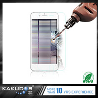 Easy Installation anti blue light tempered glass screen protector for iphone 6