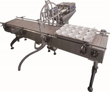 economic Simple auto salad oil filling machine