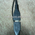 USB 2.0 Type B Male To Female Extension Data Transfer Charging Cable