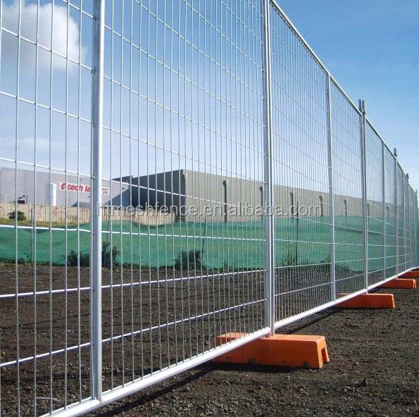 Factory Supplier 2.1*2.4m Temporary Fencing Panel for Australia and New Zealand