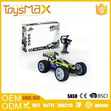 Small Plastic Toys Manufacture 1:22 2.4G Wireless Simulation 4 Channe Rc Cruiser Car