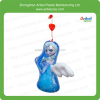 Funny cartoon lantern toy with music & light Ice Princess