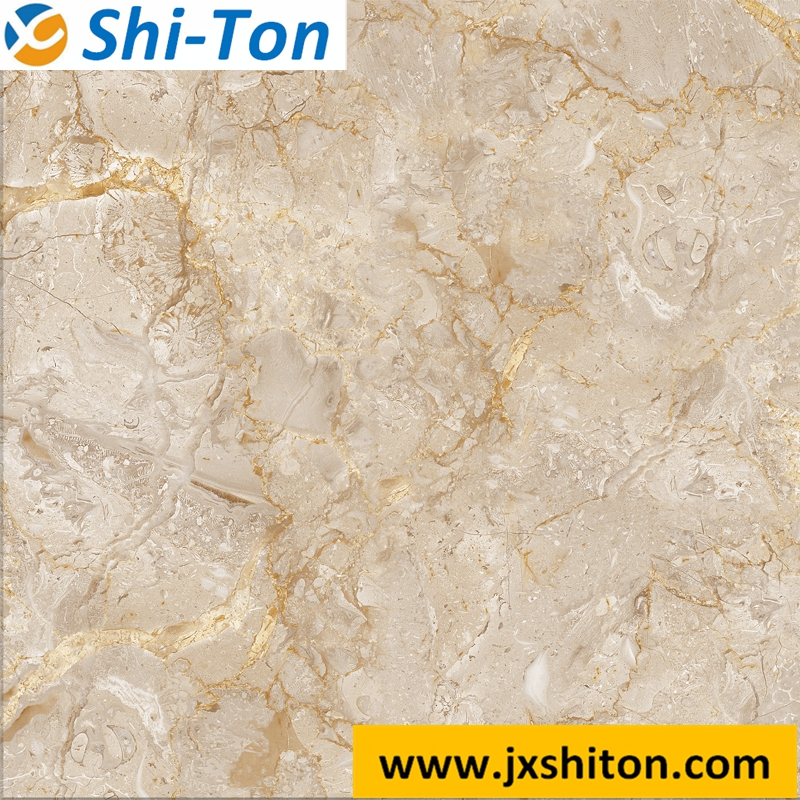 Modern indoor thickness granite glazed porcelain tile