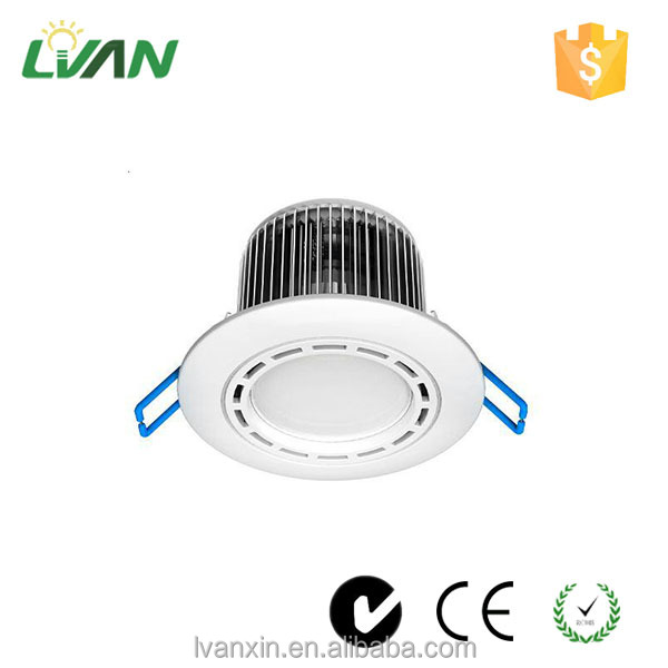 High Efficiency dimmable cob led down light