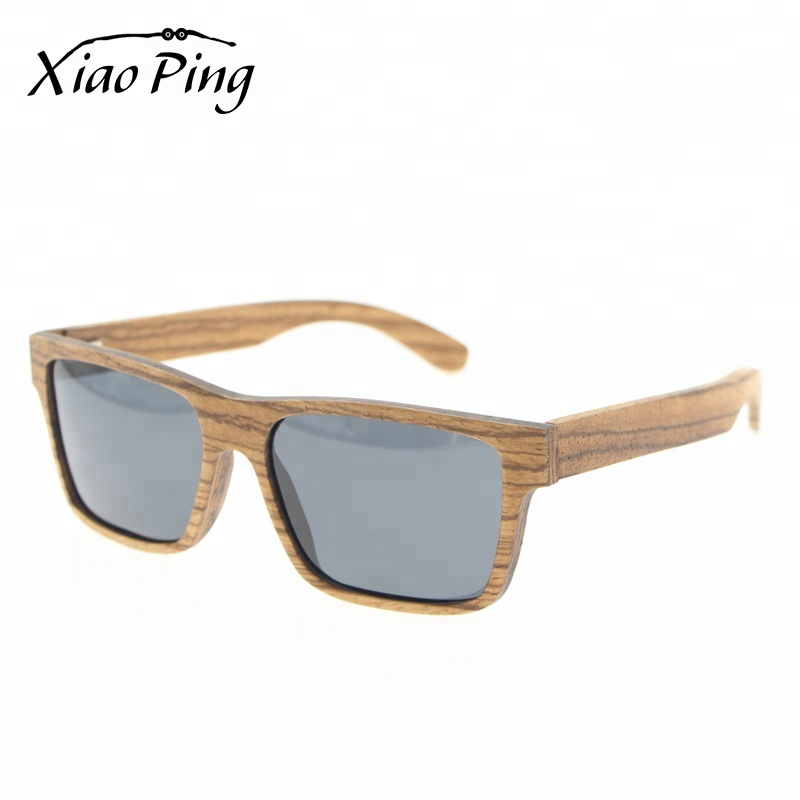 OEM wholesale mens sports square frame bamboo china sunglass manufacturers