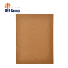 cheap school student exercise book classmate kraft paper blank notebook, school stationery set product