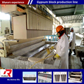 China supplier machine manufacturers gypsum block making machine gypsum block plant