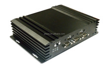 High Quality Industrial Computer custom mini itx case with Mini-itx mother board for 2 lan,2GB RAM,16GB SSD,D2550,1.86ZGH proces