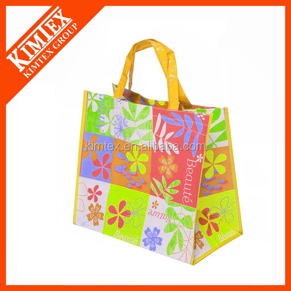 Wholesale custom made cheap plastic shopping bag