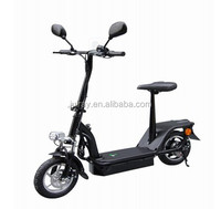 350W EEC Approved Brushless Motor Electric Scooter for Adults