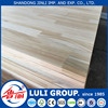 good quality of Finger Jointed Board for furniture from LULI china