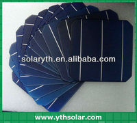 China 2013 hottest sale silicon wafer solar cell for DIY solar panel& street light