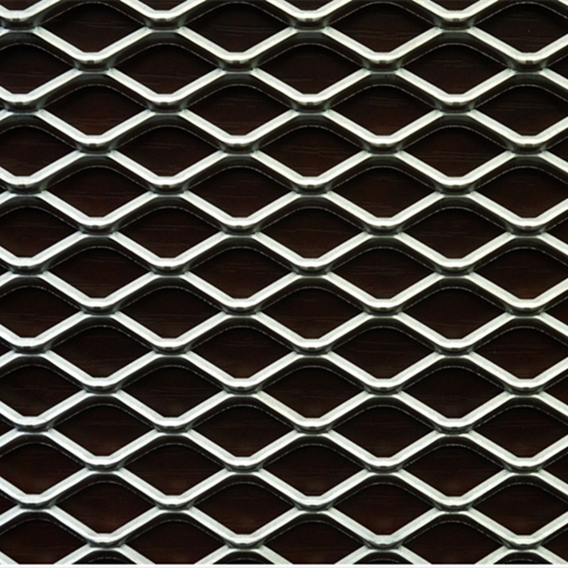 made in anping top quality solid expanded metal mesh