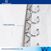 Wall hanging stainless steel towel hook clothes hook