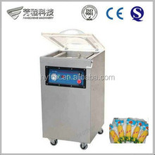 FC-BZ400 Microcomputer Stainless Steel Portable Vacuum Packing Machine
