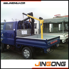 Portable electric car lift crane / mini lifting crane for sale