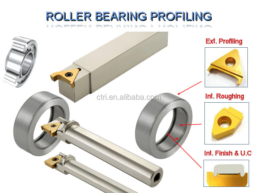 HIGH QUALITY BEARING INSERT CNC CUTTING TOOL