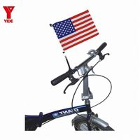 2018 YIDE Supply All Kinds Of Hot Selling bike flag