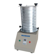 BIOBASE Newest Auto testing for solid, powdery, slurry material screening up to 45 micron(325 mesh) vibration filter test sieve