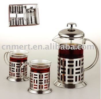 Spanish coffee maken