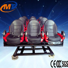 Factory price and the most exciting 5d 7d cinema simulator equipment with luxurious chairs
