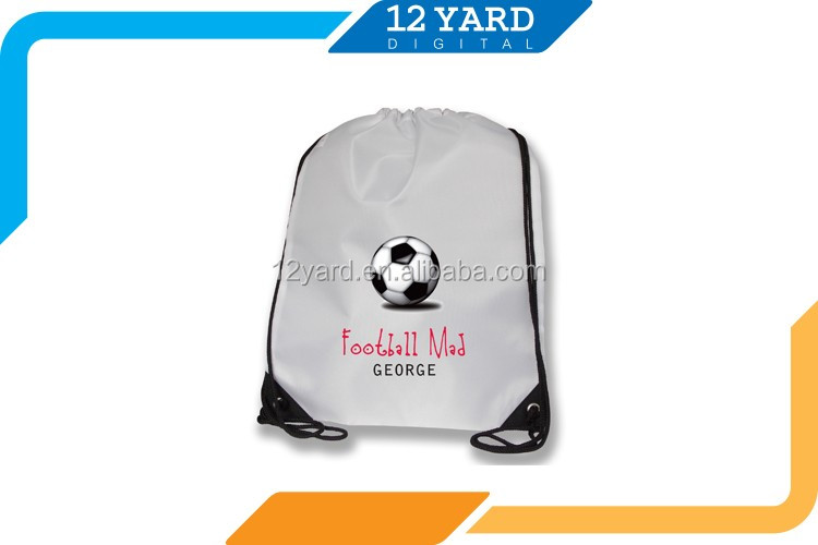 USA national practical hocky sport gym drawstring backpack