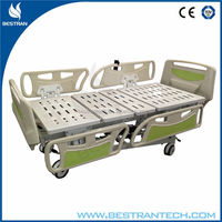 BT-AE006 5-function antique iron hospital beds