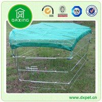 galvanized steel dog cage DXW004