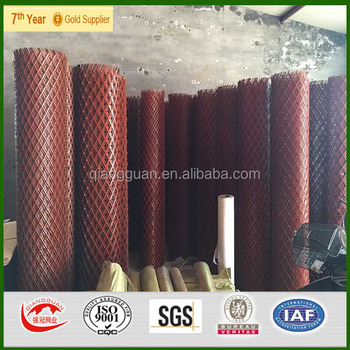 galvanized expanded metal mesh/expanded metal mesh