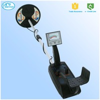 High sensitivity long range ground metal detector search for gold diamond