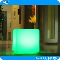 Fashion Style Color Changing Led Cube
