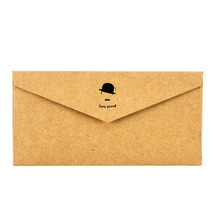 Professional Best Price Factory Customized Simple Design Beautiful Business Envelope