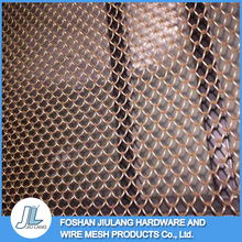 Alibaba china supplier aluminum decorative metal chain mesh screen