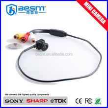 Best price high resolution SONY CCD 480TVL China low light mini camera BS-707GS