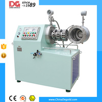 horizontal sand wet grinding turbo mill