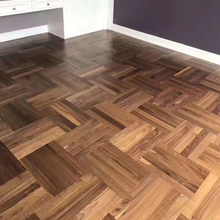 Fudeli Best Quality American Walnut Herringbone Engineered Wooden Flooring