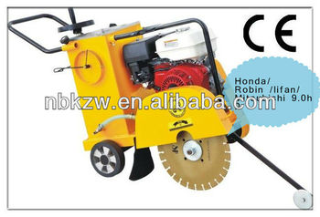QF400 Portable concrete cutter with Lifan 9.0hp