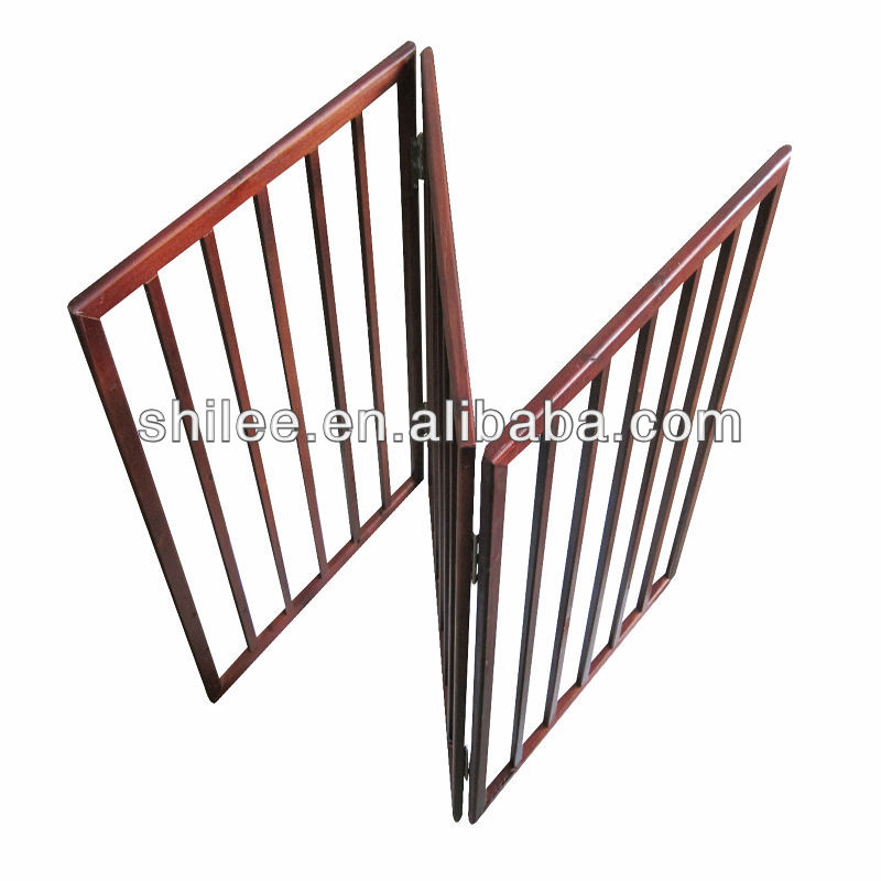 2014 new pet/dog build/house/stair wooden enclosure