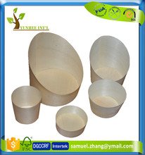 Mini Disposable Wood dessert Tasting Cup