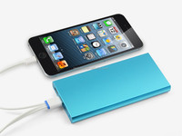 Dual USB Battery Charger Power Bank Mini Portable 11000mAh Li-polymer Mobile Phone Chargers Super Fast