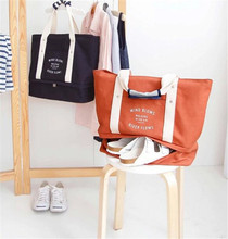 Eco-firendly custom canvas cotton tote bag