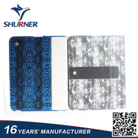 Business Flip python Leather Case For new ipad3 ipad 4 Smart Stand Holder For Apple ipad2 3 4 Magnetic Auto Wake Up Sleep Cover