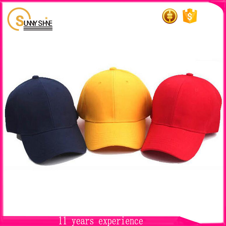2016 High Quality Baseball Cap Bottle Opener Baseball Cap No Logo