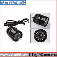 Low Light Performance Selectable Normal or Mirror Image Rear View Car Camera