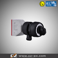IECEx ATEX Certified Explosion Proof potentiometer component for board front mounting and board back type