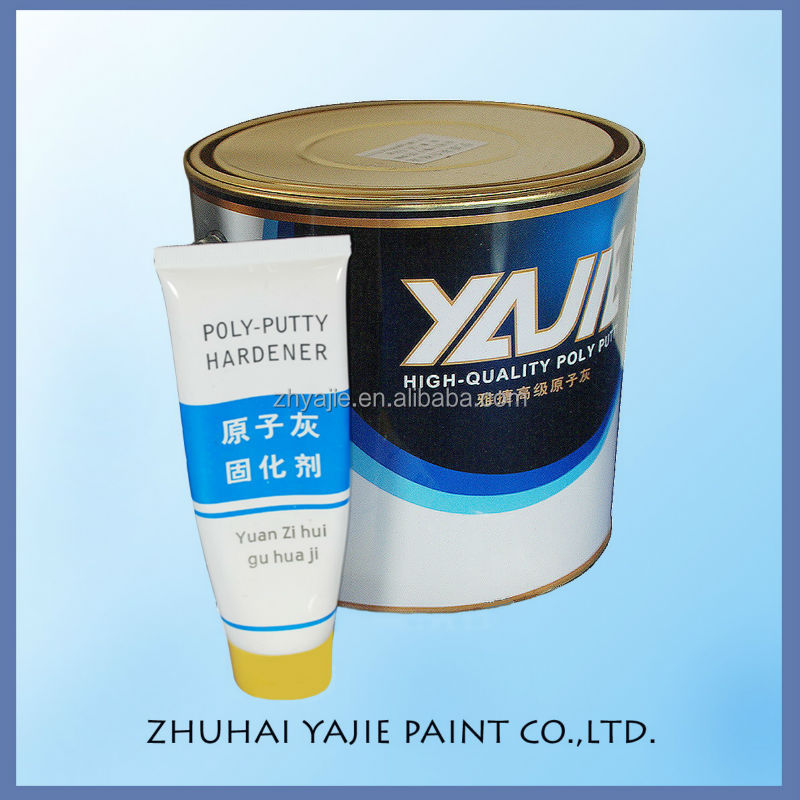 Yajie Car Grey Poly Putty